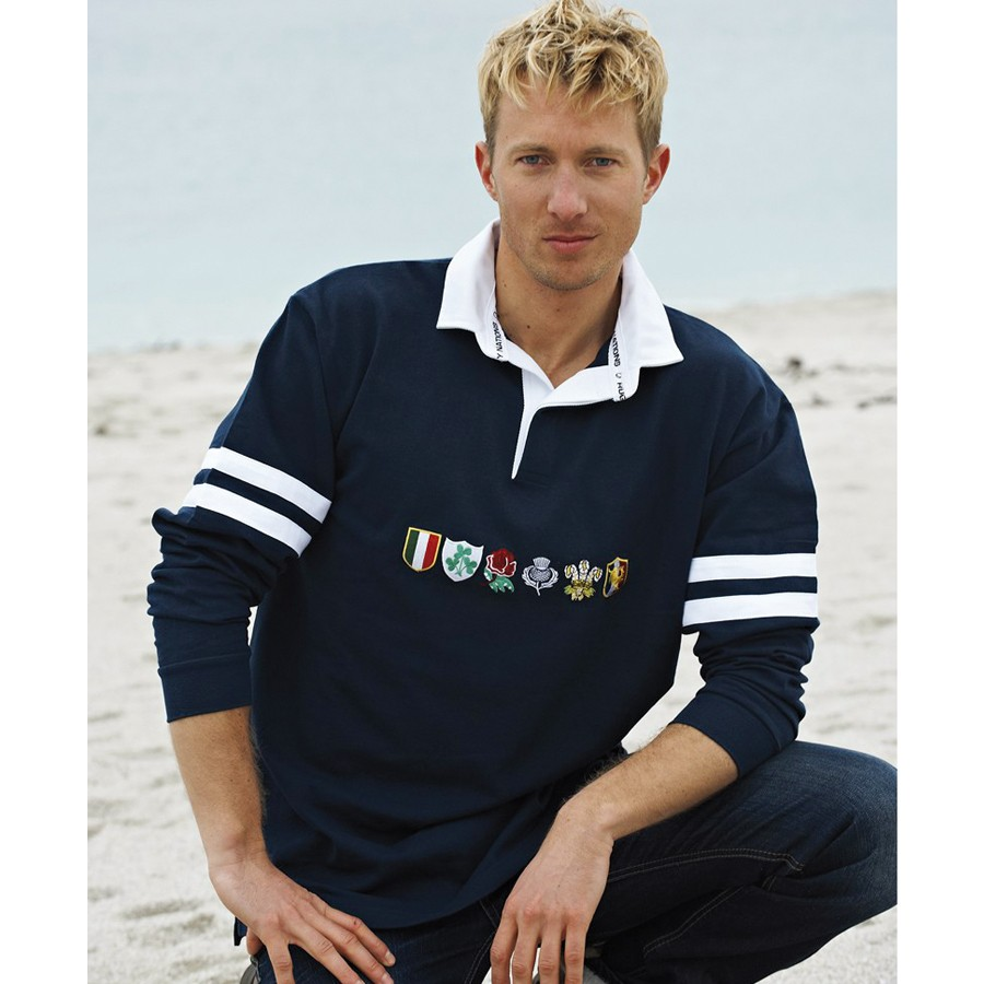 polos rugby homme