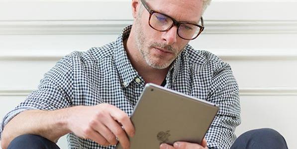 Des lunettes pour ecran d'ordinateur