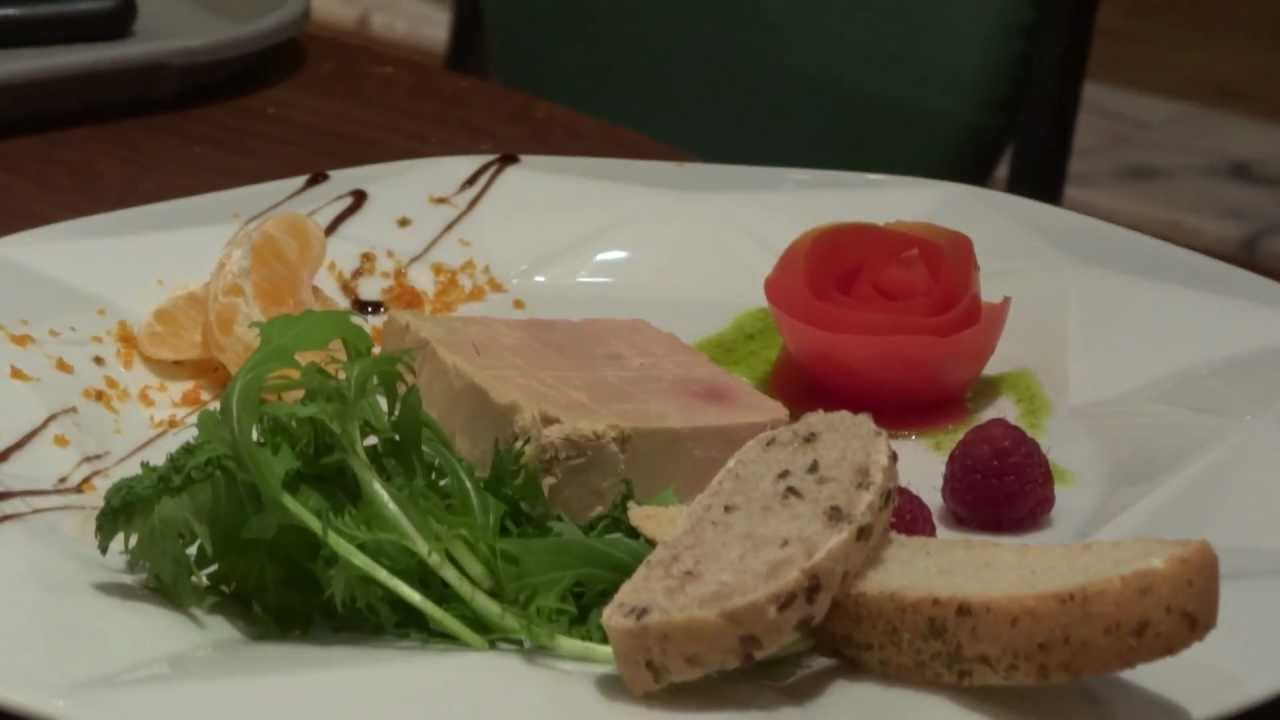 Comment presenter le foie gras - Faire du foie gras ...