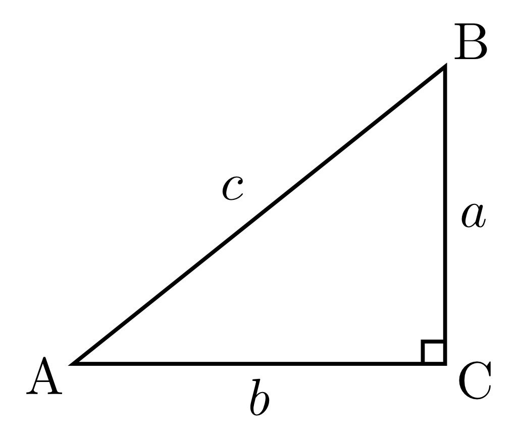 comment calculer les angles d u0026 39 un triangle rectangle