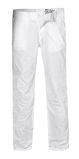 Pantalon blanc esprit