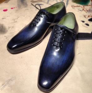 chaussure cirées