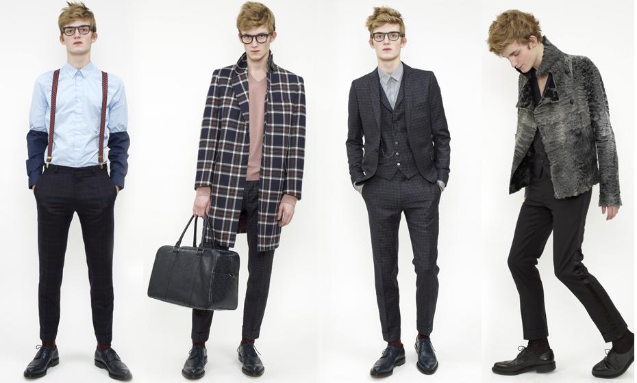 la mode masculine
